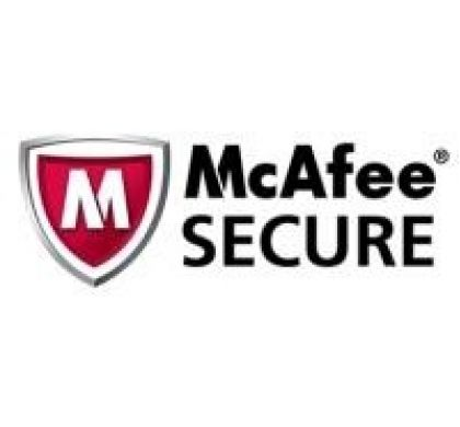 McAfee Secure scan